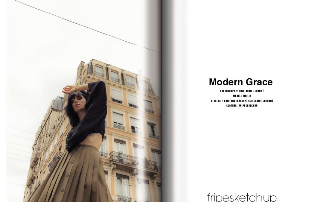 SHOOT: Modern Grace