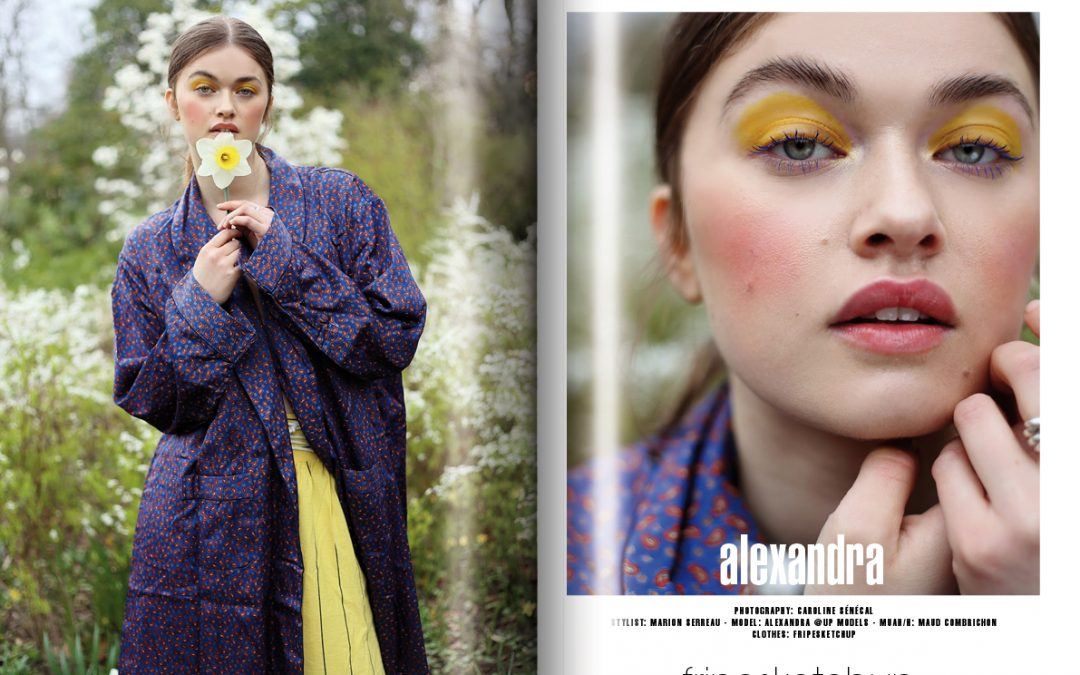 SHOOT! « Alexandra » by Caroline Senecal