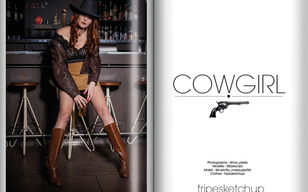 COWGIRL: @nas_pixels