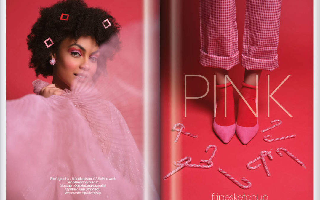 PINK! studio.picanel / @athns.work